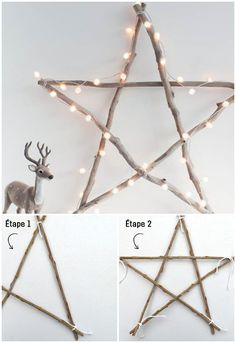 Discover recipes, home ideas, style inspiration and other ideas to try. Natural Christmas, Christmas Mood, Noel Christmas, Diy Christmas Ornaments, Homemade Christmas, Simple Christmas, Bohemian Christmas, Christmas Activities, Christmas Projects