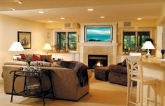 Can you believe this is a lower level?www.remodelingdesigns.com