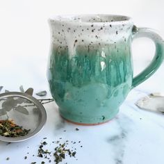 Mother's Day is around the corner! Mom's deserve more than this beauty, but hey who wouldn't love to sip out of a one of a kind handmade ceramic mug ♀️