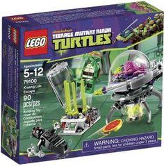 LEGO Ninja Turtles Kraang Lab Escape 79100