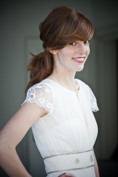 The Designer Series: Charlotte Casadéjus Best Of British, The Smoke, Wedding Blog, Charlotte, Gowns, Bride, Wedding Dresses, Lace, Collection