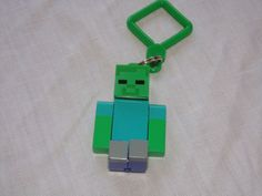 Minecraft Hanger Loose/New Zombie Backpack Clip Party Favor 1 Hanger #MINECRAFT