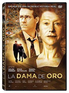 LA DAMA DE ORO. Dirigida per Simon Curtis. Speak up Movies, 2016.