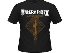 Misery Index Cards T-Shirt main photo