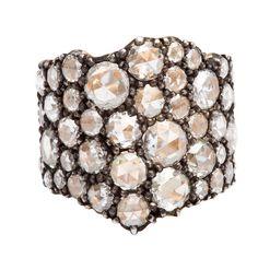 Marilyn Cooperman Rose Diamond Ring