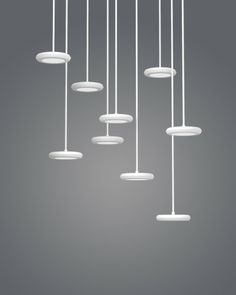 HAL LAMPS BY GUILLAUME DELVIGNE