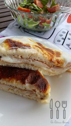 Sándwich Croque-Monsieur