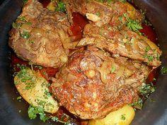 recette Sauté d agneau au paprika