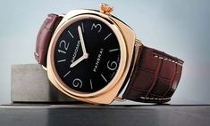Panerai Radiomir-Most Simplified Design Model.