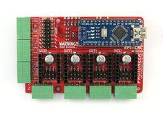 Raspberry Pi CNC Board V215 Top.JPG