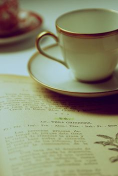 Ode to Tea by Angie♥Nan, via Flickr