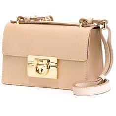 7d203e41709 Salvatore Ferragamo Aileen Shoulder Bag ( 1,154) ❤ liked on Polyvore  featuring bags, handbags, shoulder bags, salvatore ferragamo handbag,  salvatore ...