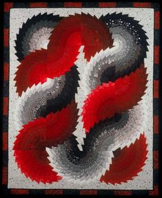 Fantastic by Helen Remick - I love this quilt. The color combo and pattern are incredible.
