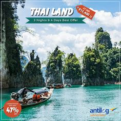 Amazing #Thailand #Holiday #Package just @12,400/P