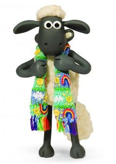 On the needles with Shaun the Sheep! | Simply Knitting