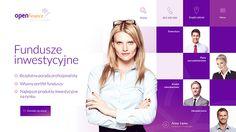 Open Finance on Behance
