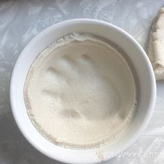Beautiful Handprint Dish. Very easy tutorial, using a simple salt dough. Great Mother's Day or Christmas gift for Mom!   saynotsweetanne.com