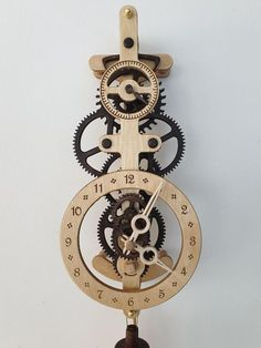 All of our products can be redesigned to come in virtual - Personalized laser art. All of our products can be redesigned to come in virtually any shape and size. The options are endless. Wooden Clock Kits, Wall Clock Kits, Clock Art, Diy Clock, Wood Clocks, Antique Clocks, Wooden Phone Holder, Windmill Clock, Wall Art