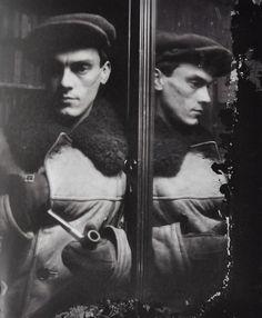 Andrei's father, Arseny Tarkovsky, Moscow (1937)