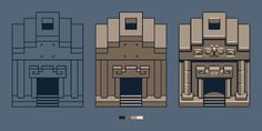 Quale: Temple construction