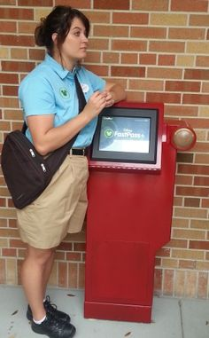 You book your FastPasses online, with a SmartPhone or at FastPass+ Kiosks at the park. Here are the locations for FastPass+ Kiosks located at Disney Parks.