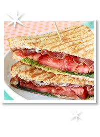 Hungry Girl's Hungry Grilled BLT Recipe