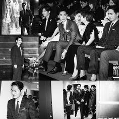 """GoodBye Mr.BlackPress Conference(2016.03.14) Gonna Air In March 16,2016#GoodByeMrBlack #굿바이미스터블랙 #MoonChaeWon #문채원 as #KimSwan #LeeJinWook #이진욱 as…"""