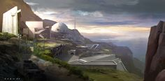 ArtStation - radar base, Kim Eun Chul