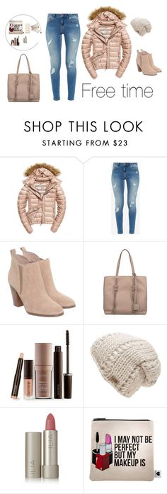 """""""Free time - fashion inspirtion"""" by monika1555 on Polyvore featuring Fuji, Ted Baker, Michael Kors, Tod's, Laura Mercier, The North Face, Ilia and Sephora Collection"""