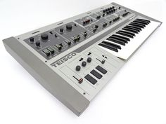 MATRIXSYNTH: Teisco SYNTHESIZER 110F SN 5021