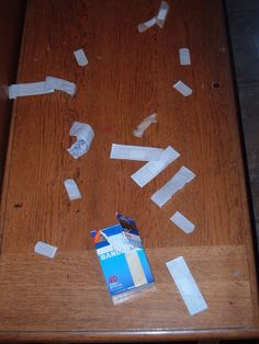 Tape and Bandaids - how long do they last in your home?