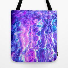 Midnight Swim Tote Bag by Nestor2