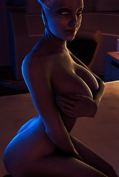 Mass Effect From Naked Girls