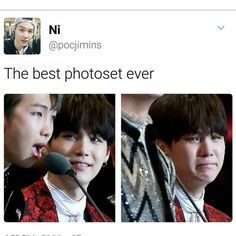 When I watched their speech I was so emosh I wanted to hug the life out of every single one of them especially yoongi 😭😭 Bts Memes Hilarious, Bts Funny Videos, Bts Suga, Bts Bangtan Boy, K Pop, Famous Meme, Cypher Pt 4, Les Bts, Bts Tweet