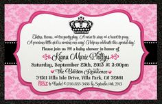 Awesome Blank Mickey Mouse Baby Shower Invitations FREE Baby
