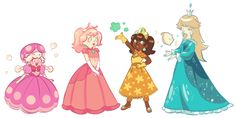 Super Mario Princess, Nintendo Princess, Princess Daisy, Super Mario Art, Mario Bros., Mario And Luigi, Mario Kart, Dope Cartoons, Dope Cartoon Art