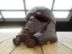 Casco DeathTrooper de Rogue One Star Wars - ThingsCreators