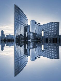 Architecture photo La Defense by AO-photos on DesArts