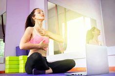 The 5 Best Pranayama Courses Online - MIND IS THE MASTER Meditation Retreat, Meditation Practices, Mindfulness Meditation, Guided Meditation, Meditation Teacher Training, Online Meditation, Christian Meditation, Yoga International, Meditation Youtube