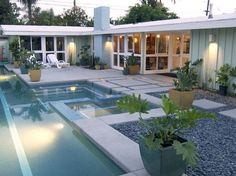 Great job Kev!  Every time I see a photo of the lap pool and cement work, I miss being across the street.