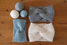 Loom Knitting, Diy Crochet, Handicraft, Knitted Hats, Projects To Try, Winter Hats, Sewing, Crocheting, Crafts