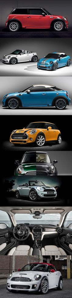 Cooper Car, Mini Cooper Clubman, Mini Countryman, Used Mini Cooper, Mini Cooper For Sale, John Cooper Works, Minis, Family Car Decals, Baby Car Mirror