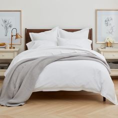 Boll & Branch Organic Bedding - Sustainable and Minimalist