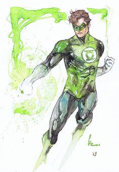Green Lantern •Kenneth Rocafort