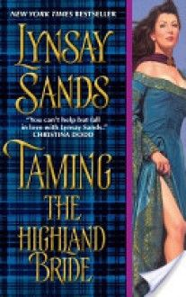 Taming the Highland Bride - Lynsay Sands