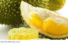 This recipe is for all the durian lovers out there.
