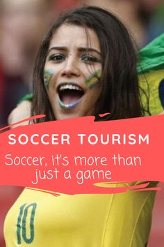 Soccer Tourism: The World's Most Popular Sport - Football tourism Soccer Stadium, Soccer Fans, Sport Football, Soccer Players, Most Popular Games, Most Popular Sports, English Football Stadiums, Soccer Match, Just A Game