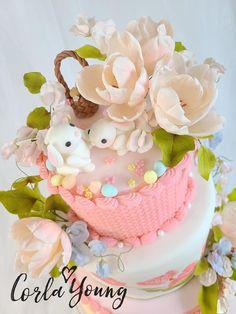 Creative Cakes, Easter, Desserts, Food, Tailgate Desserts, Deserts, Meals, Dessert, Yemek
