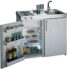 The ART 315 Mini Kitchen from Whirlpool | Appliancist Really compact kitchenette!                                                                                                                                                                                 More