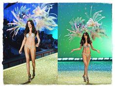 Adriana Lima 2010, Bombshell Fantasy Bra $2.000.000 Fantasy Bra, Victoria Secret Fashion Show, Adriana Lima, Bombshells, Bikinis, Swimwear, Disney Characters, Fictional Characters, Disney Princess